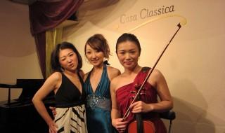 20130628Classical Night☆大橋 優衣(ボーカル)・hikaru(ピアノ)・Eriko(ヴァイオリン) 024
