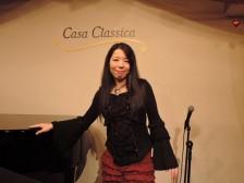 夜の部 クラシックセッション vol.241 金澤亜希子(セッションピアニスト)
