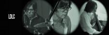 昼の部 LDL-c 角田真己(ピアノ)鈴木孝弘(ベース)外井吾澄(ドラム)