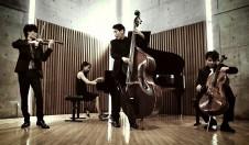 夜の部 El Cielo 2020 桜井大士(ヴァイオリン) 橋本專史(チェロ) 金森基(コントラバス) 高木梢(ピアノ)